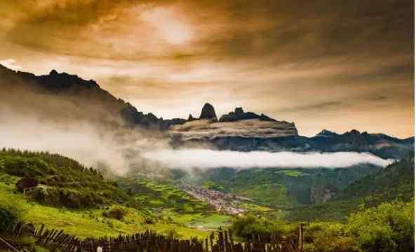 甘肃景点 10月甘肃旅游推荐:甘肃这几个绝美的景点秋季旅游去刚刚好