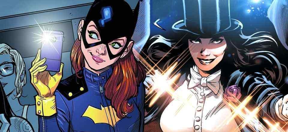 扎塔娜 DC将有两个全新女英雄登场 《蝙蝠女》和《扎塔娜》电影已确认开发