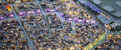 喀什老城 献礼建党100周年 《闪光的记忆》