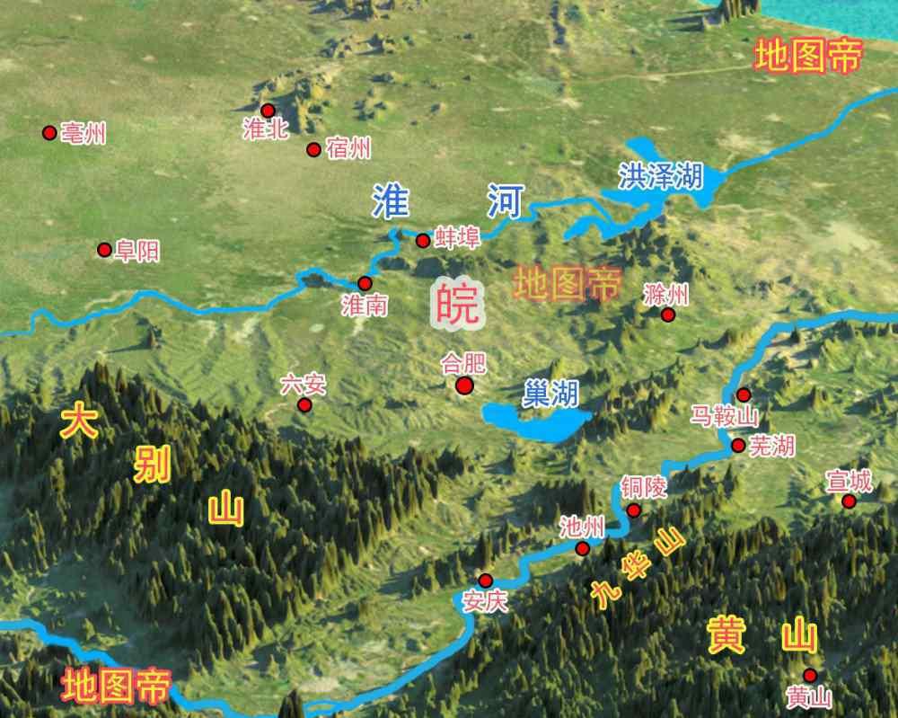 和县地图 安徽和县不出名 为什么东汉把扬州治所放在那里
