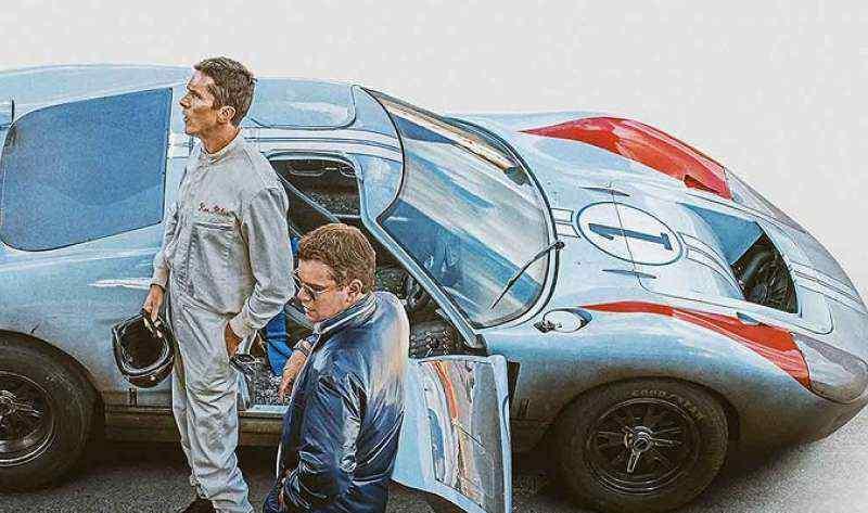 """赛车类电影 费时十年 力求完美 这部电影重新定义""""赛车类型动作片"""""""