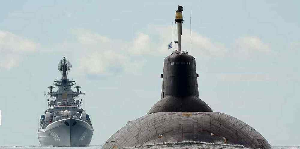 中国的核潜艇 中国的核潜艇现阶段处于什么水平 美俄实力最强 中国处于垫底