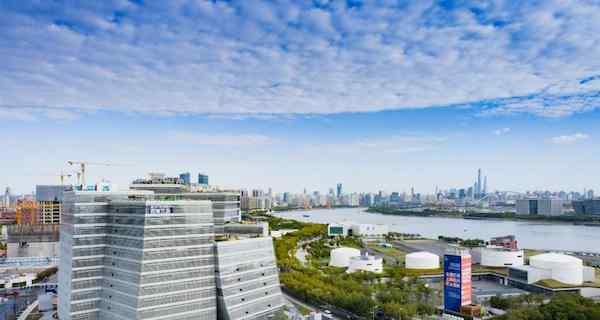 """上海西岸 上海新地标""""西岸艺岛""""启用:九万多平方聚合""""艺术生态"""""""