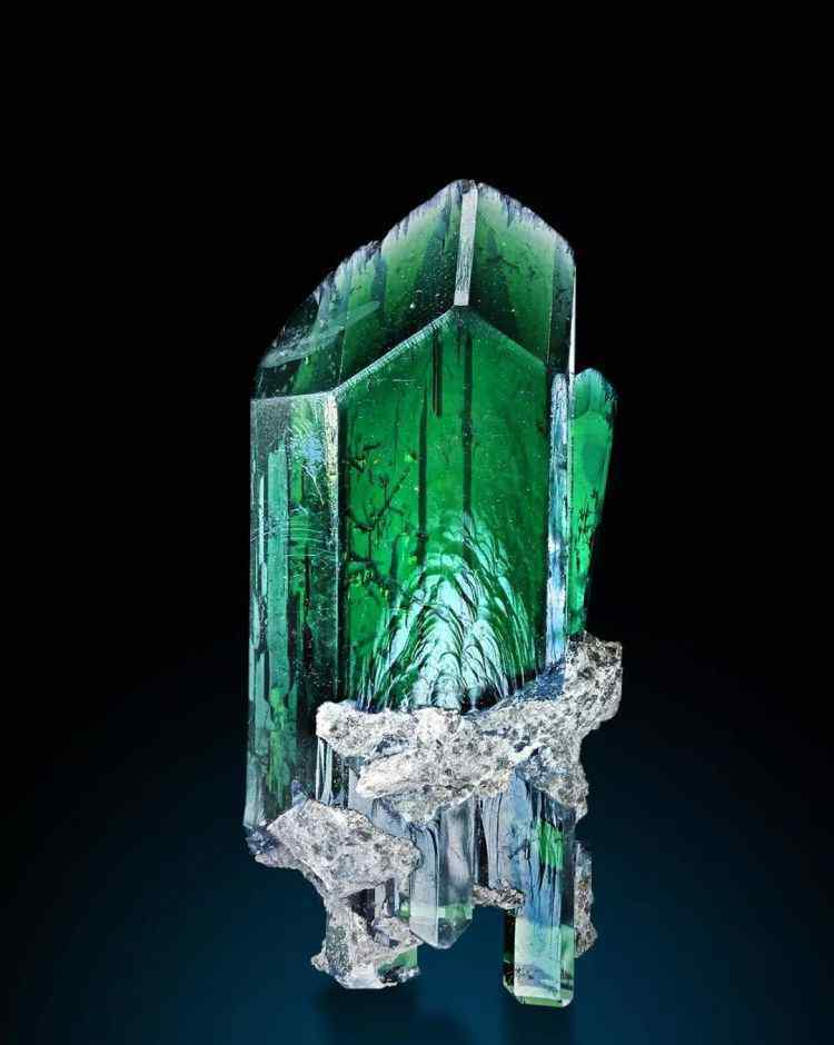钙矾石 不能错过的矿物之美