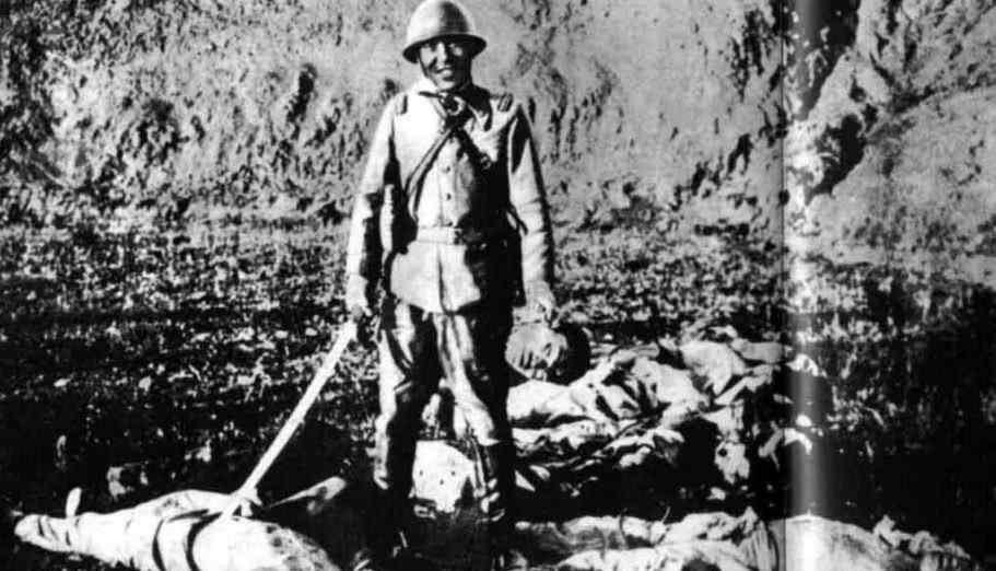 南京大屠杀死了多少人 南京大屠杀中我国军民死伤40万 那么日军死了多少人呢